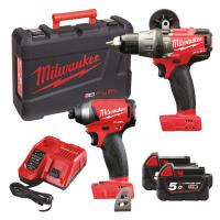 Набор инструментов Milwaukee M18 FUEL FPP2A-502X