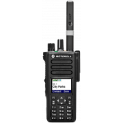 Радиостанция цифровая Motorola DP4801 136-174 MHz GPS