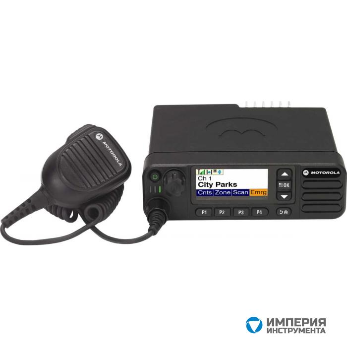 Радиостанция цифровая Motorola DM4601E 136-174 MHz 45V