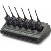 Устройство зарядное многоместное с дисплеем Motorola WPLN4220