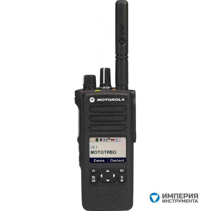 Радиостанция цифровая Motorola DP4601E 136-174 MHz