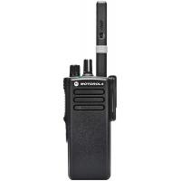 Радиостанция цифровая Motorola DP4401 136-174 MHz GPS