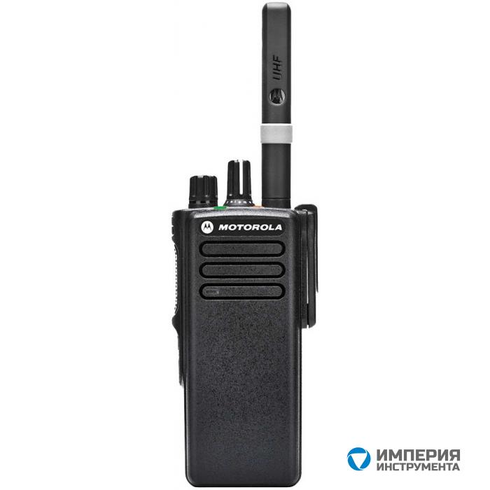 Радиостанция цифровая Motorola DP4401 403-527 MHz GPS