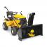 Садовый трактор Cub Cadet XT2 PS 107 + Снегоуборщик Cub Cadet NX15 SD