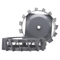 Грунтозацепы с удлинителями колесной базы Caiman 600/130 мм