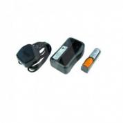 Запасной аккумулятор Testo с зарядным устройством