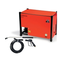 Аппарат высокого давления Portotecnica ML CMP DS 2860 T (на раме) с гибкой муфтой