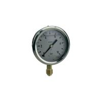 Манометр Акватек 1/2 до 10 бар диаметр 80 мм