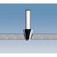 Фреза для выборки дефектов Virutex D 34 мм