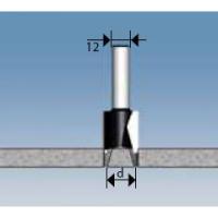 Фреза для изготовления заглушек Virutex D 53 мм