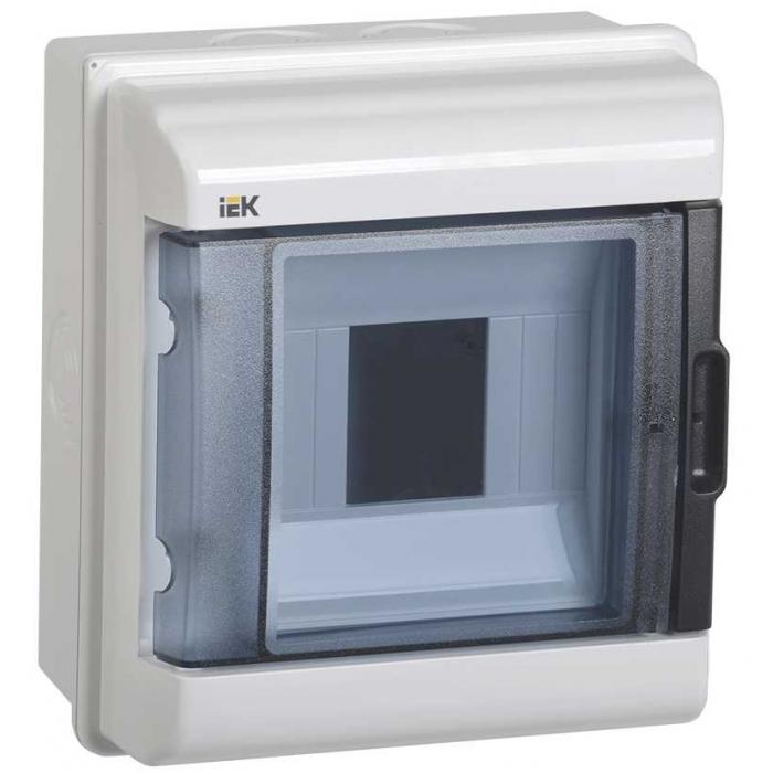 Корпус модульный пластиковый навесной IEK КМПн-5 IP55