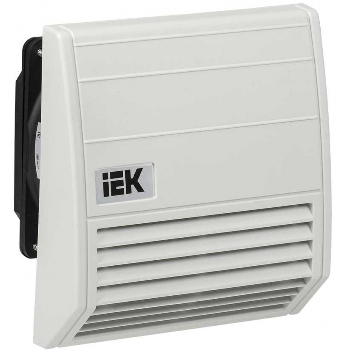 Вентилятор с фильтром IEK 55 м3/час IP55