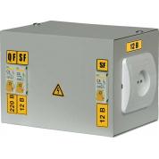 Ящик с понижающим трансформатором IEK ЯТП-0,25 230/24-2 36 УХЛ4 IP30