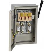 Ящик с рубильником и предохранителями IEK ЯРП-100А 74 У1 IP54