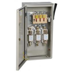 Ящик с рубильником и предохранителями IEK ЯРП-250А 74 У1 IP54