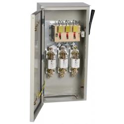 Ящик с рубильником и предохранителями IEK ЯРП-400А 74 У1 IP54