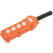 Пульт управления IEK ПКТ-62 на 4 кнопки IP54