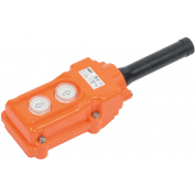 Пульт управления IEK ПКТ-61 на 2 кнопки IP54