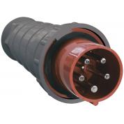 Вилка переносная IEK ССИ-045 3Р+РЕ+N 125А 380-415В IP54