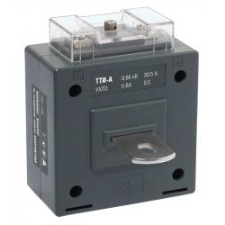 Трансформатор тока IEK ТТИ-А 150/5А 5ВА класс 0,5S