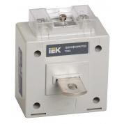 Трансформатор тока IEK ТОП-0,66 150/5А 5ВА класс 0,5