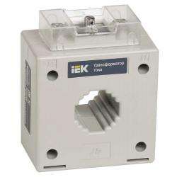 Трансформатор тока IEK ТШП-0,66 400/5А 5ВА класс 0,5 габарит 40
