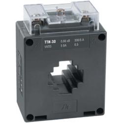 Трансформатор тока IEK ТТИ-30 200/5А 5ВА класс 0,5