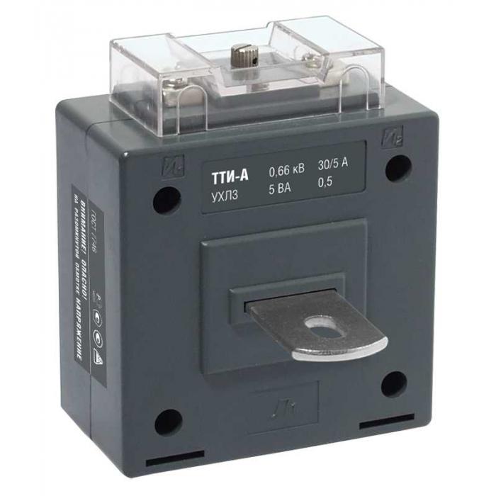 Трансформатор тока IEK ТТИ-А 200/5А 5ВА класс 0,5