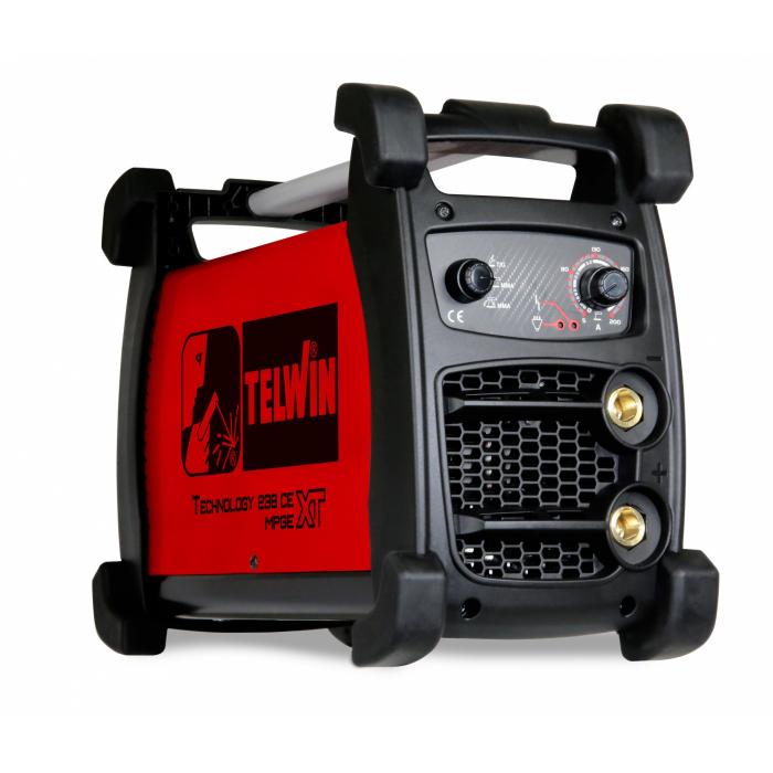 Сварочный аппарат Telwin TECHNOLOGY 238 XT CE/MPGE