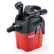 Компактный пылесос с ручной очисткой фильтра Flex VC 6 L MC 18.0