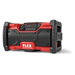 Цифровое аккумуляторное строительное радио Flex RD 10.8/18.0/230