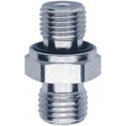 Ниппель для соединения или удлинения шлангов высокого давления серии HS 2 KLAUKE DNP2