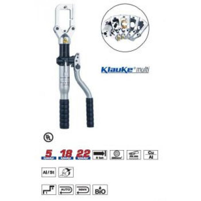 Ручной гидравлический универсальный инструмент HK 60 UNV KLAUKE HK60UNV