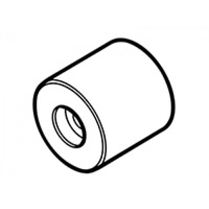Прикаточный ролик Leister 12 мм, сталь
