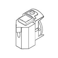 Угловой шов Leister 8 мм, а = 5.6 мм