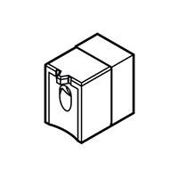 Насадка для V - образного шва 3 / 4 мм и Х - образного шов 6 / 8 мм Leister