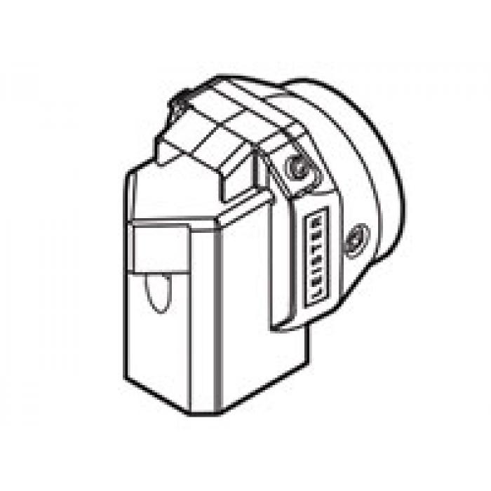 Угловой шов Leister 5 / 6 мм, а = 4.2 мм