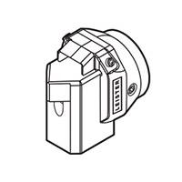Угловой шов Leister 15 мм, а = 10.5 мм