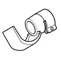 Ложковая рефлекторная насадка Leister 27 х 35 мм, насаживаемая