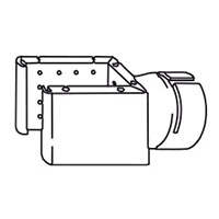 Решетчатая рефлекторная насадка Leister 85 х 85 мм