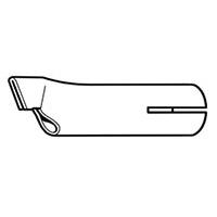 Насадка для прихватки Leister, насаживается на трубную насадку 5 мм