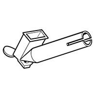 Насадка Leister 4,5 х 12 мм