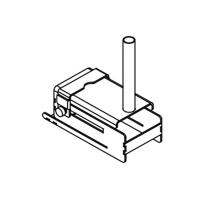 Вспомогательная настраиваемая направляющая для сварки внахлест Leister, 0 - 64 мм