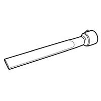 Широкая щелевая насадка Leister 45 х 12 мм, длина 350 мм