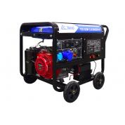 Инверторный бензиновый сварочный генератор ТСС GGW 5.0/200EDH-R (Honda GX390)