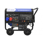 Инверторный бензиновый сварочный генератор ТСС GGW 6.0/250ED-R3
