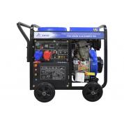 Инверторный дизельный сварочный генератор ТСС DGW 6.0/200ED-R3