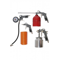 Набор пневмоинструмента Zitrek 5PCS-3