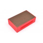 Алмазный блок MONTOLIT красный