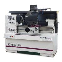 Высокоточный токарный станок OPTIIMUM OPTIturn TZ 4